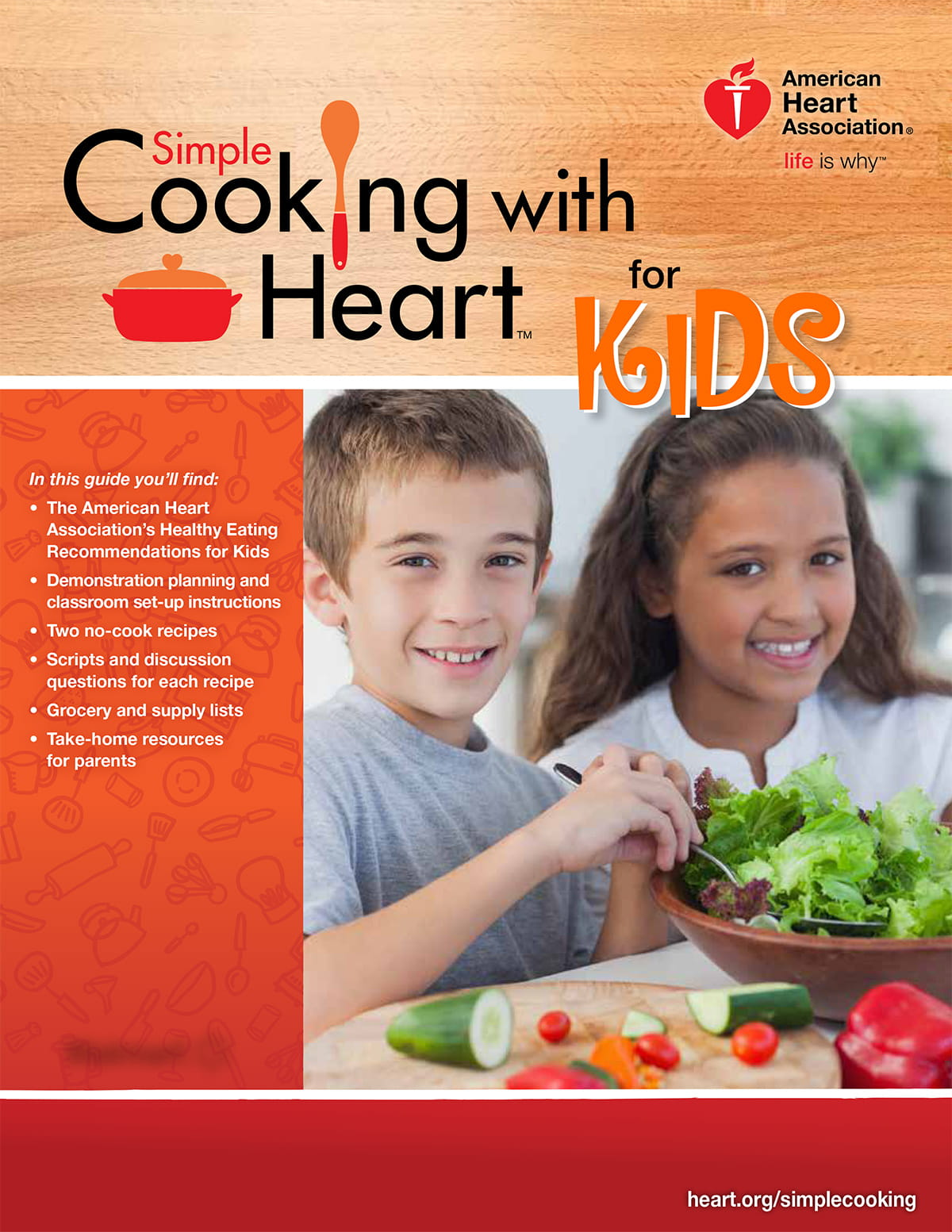 Simple Cooking For Kids