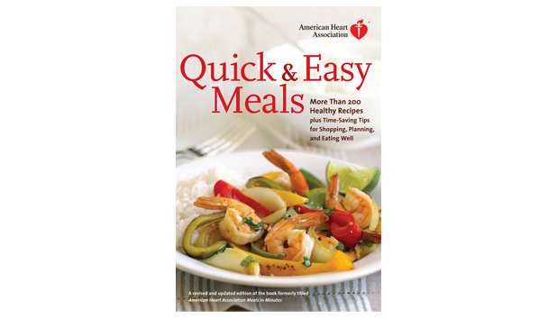 quick and easy meals cookbook