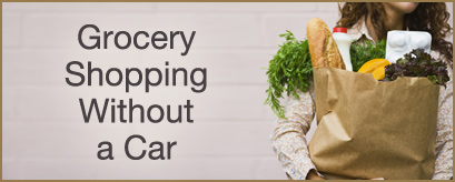 Grocery Shopping Without Car