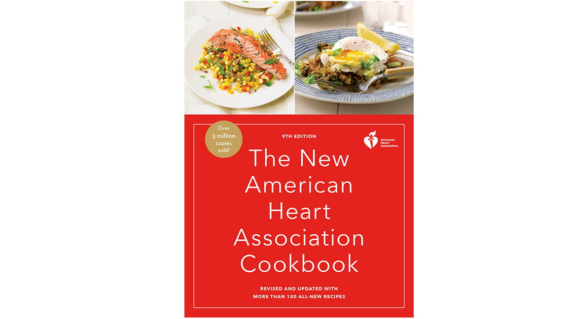 9th edition AHA cookbook cover