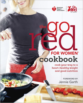 Go-Red-For-Women-Cookbook