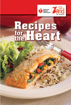 Recipes american heart association grfw recipes for the heart forumfinder Choice Image