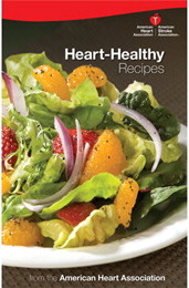 Recipes american heart association heart healthy recipes cookbook forumfinder Image collections