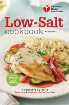 Recipes american heart association low saltcookbook forumfinder Images