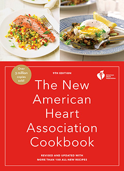 AHA 9th Edition Cookbook