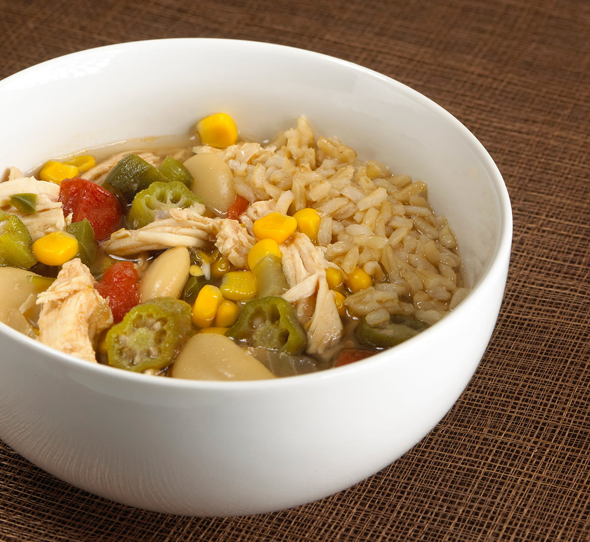 Chicken gumbo add to recipe box print forumfinder Image collections