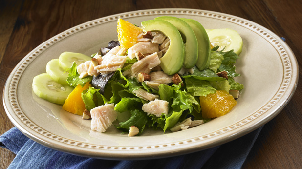 Chicken Salad with Orange Vinaigrette