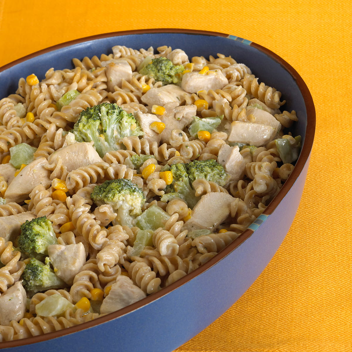 Creamy Chicken-Broccoli Casserole With Whole Wheat Pasta  American Heart Association -9005