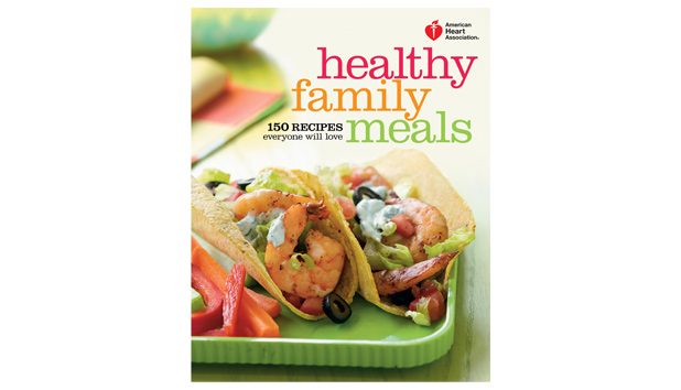 healthy family meals cookbook