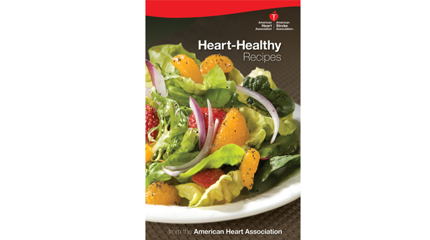 heart healthy recipes cookbook