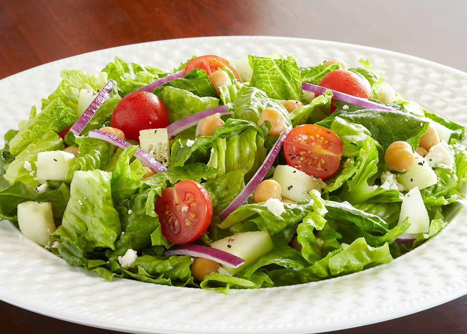 Mediterranean Salad American Heart Association Recipes