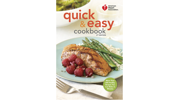 quick and easy cookbook