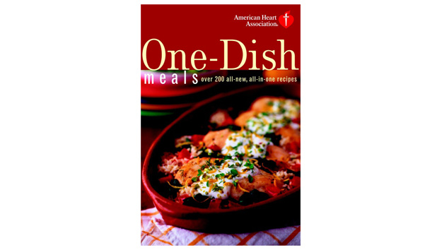 one dish meals cookbook
