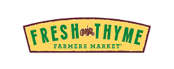 Fresh Thyme Farmers Market is a proud supporter of the American Heart Association's Life Is Why We Give™ campaign.