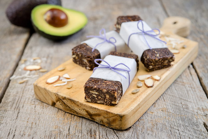Hass Avocado Board Chocolate Avocado Energy Bars