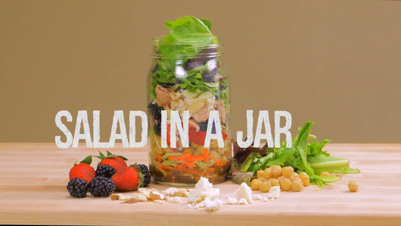 Mason Jar Salad video screenshot